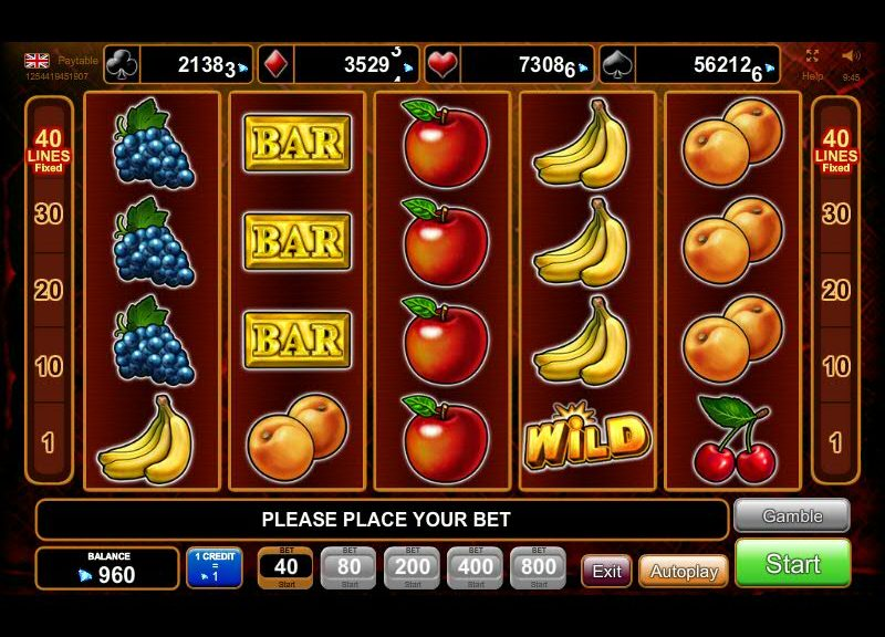 CasinoSlot Poker